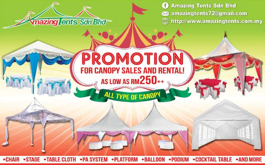Canopy Tents Rental For Wedding Birthday Party
