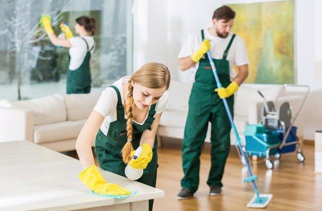 Cleaning Services Kota Damansara